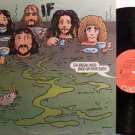 If - Tea Break Over Back On Your 'eads - Vinyl LP Record - Rock