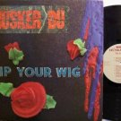 Husker Du - Flip Your Wig - Vinyl LP Record + Inserts - Rock
