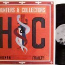 Hunters & Collectors - Human Frailty - Vinyl LP Record - H&C - Rock