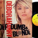 Harry, Deborah - Def Dumb & Blonde - Vinyl LP Record - Blondie / Debbie Harry - Rock
