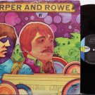 Harper & Rowe - Self Titled - Vinyl LP Record - Rock