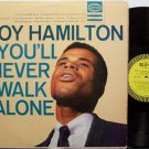 Hamilton, Roy - You'll Never Walk Alone - Vinyl LP Record - Pop