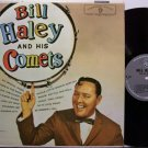 Haley, Bill - Bill Haley & His Comets (Self Titled) - Vinyl LP Record - Rock