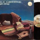Greene, Mike - Midnight Mirage - Vinyl LP Record - Rock