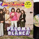 George Baker Selection - Paloma Blanca - UK Pressing - Vinyl LP Record - Rock