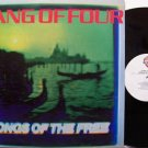 Gang Of Four - Songs Of The Free - Vinyl LP Record - Rock