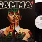 Gamma - Gamma I - White Label Promo - Vinyl LP Record - Rock