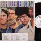 Fuller, Craig & Eric Kaz - Self Titled - White Label Promo - Vinyl LP Record - Rock
