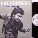 Forbert, Steve - Little Stevie Orbit - White Label Promo - Vinyl LP Record - Rock