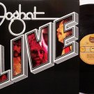 Foghat - Live - Vinyl LP Record - Rock