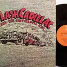 Flash Cadillac & The Continental Kids - Self Titled - Vinyl LP Record - Rock