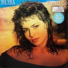 Fiorillo. Elisa - Self Titled - Sealed Vinyl LP Record - Dance Pop Rock