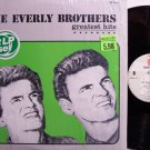 Everly Brothers, The - Greatest Hits - Portugal Pressing - Vinyl 2 LP Record Set - Rock