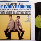 Everly Brothers, The - The Very Best Of - Vinyl LP Record - Rock