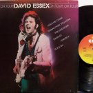 Essex, David - On Tour - Vinyl 2 LP Record Set - Rock