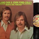 England Dan & John Ford Coley - Nights Are Forever - Vinyl LP Record - Rock