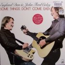 England Dan & John Ford Coley - Some Things Don't Come Easy - Sealed Vinyl LP Record - Rock