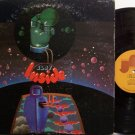 Eloy - Inside - Vinyl LP Record - Rock