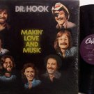 Dr. Hook - Makin' Love & Music - Vinyl LP Record - Rock