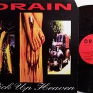 Drain - Pick Up Heaven - Vinyl LP Record - Rock