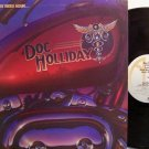 Doc Holliday - Doc Holiday Rides Again - Vinyl LP Record - Rock