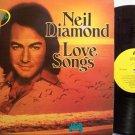 Diamond, Neil - Love Songs - Vinyl LP Record - Pop Rock