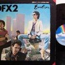 DFX2 - Emotion - Vinyl Mini LP Record - Rock