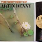 Denny, Martin - The Very Best Of - Vinyl LP Record - Pop