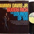 Davis, Sammy Jr. & Buddy Rich - The Sounds Of '66 - Vinyl LP Record - Pop