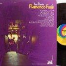 Davis, Jan - Flamenco Funk - Vinyl LP Record - Rock