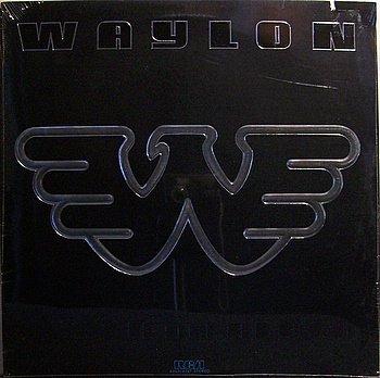 Jennings, Waylon - Black On Black - Sealed Vinyl LP Record - Country