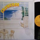 Crowcuss - Self Titled - Canada Pressing - Vinyl LP Record - Rock