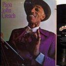 Creach, Papa John - Self Titled - Vinyl LP Record - Jerry Garcia - Rock