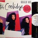 Coolidge, Rita - Greatest Hits - Vinyl LP Record - Pop Rock