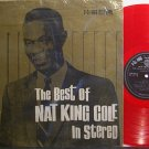 Cole, Nat King - The Best Of - Red Colored Vinyl - Korea Pressing - LP Record - Pop