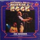 Cocker, Joe - Historia De La Musica Rock - Spain Pressing - Sealed Vinyl LP Record