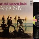 Classics IV - Mamas & Papas / Soul Train - Vinyl LP Record - Pop Rock