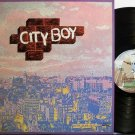 City Boy - Self Titled - Vinyl LP Record - Rock