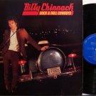 Chinnock, Billy - Rock & Roll Cowboys - Vinyl LP Record - Rock