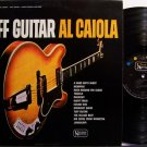 Cailoa, Al - Tuff Guitar - Vinyl LP Record - Pop