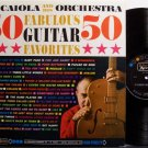 Caiola, Al - 50 Fabulous Guitar Favorites - Vinyl LP Record - Pop