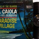 Cailoa, Al - Paradise Village - Vinyl LP Record - Pop