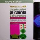 Cailoa, Al - The Guitar Style Of - Vinyl LP Record - Pop