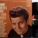Burnette, Johnny - Hits & Other Favorites - Vinyl LP Record - Rock