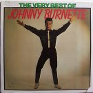 Burnette, Johnny - The Very Best Of - Sealed Vinyl LP Record - Rock