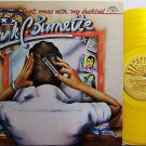 Burnette, Hank C. - Don't Mess With My Ducktail - Yellow Colored Vinyl - LP Record - Rock