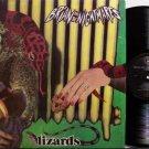 Brian & The Nightmares - Lizards - Vinyl LP Record - Rock