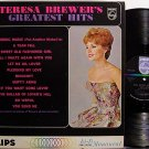 Brewer, Teresa - Teresa Brewer's Greatest Hits - Vinyl LP Record - Pop