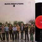 Blood Sweat & Tears - 3 - Vinyl LP Record - Rock