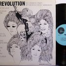 Berberian, Madame Cathy - Revolution An Operatic First By - Vinyl LP Record - Beatles - Opera Rock